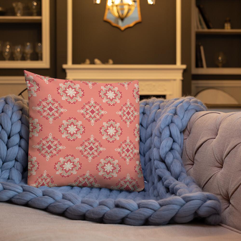 Puli Premium Throw Pillow