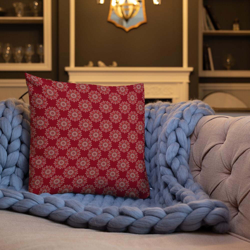 Oresh Premium Throw Pillow