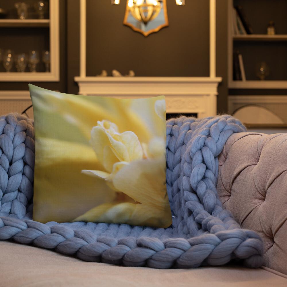 Wow Printed throw Premium Pillow
