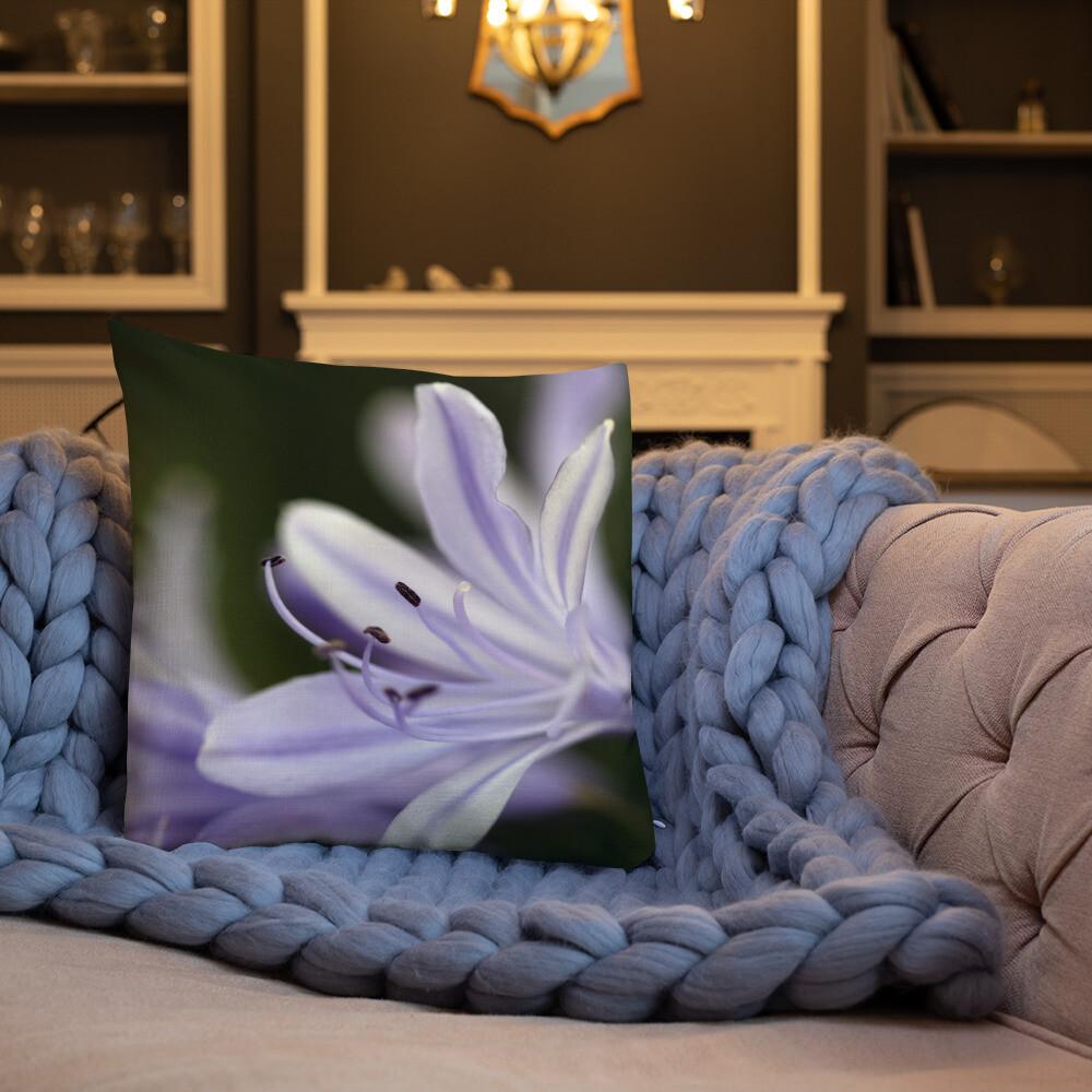 Pipi Printed Throw Premium Pillow