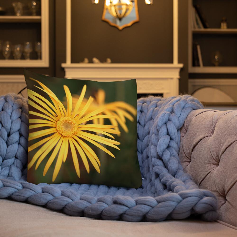 Kora Printed Throw Premium Pillow