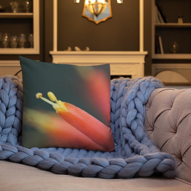 Loki Printed Throw Premium Pillow