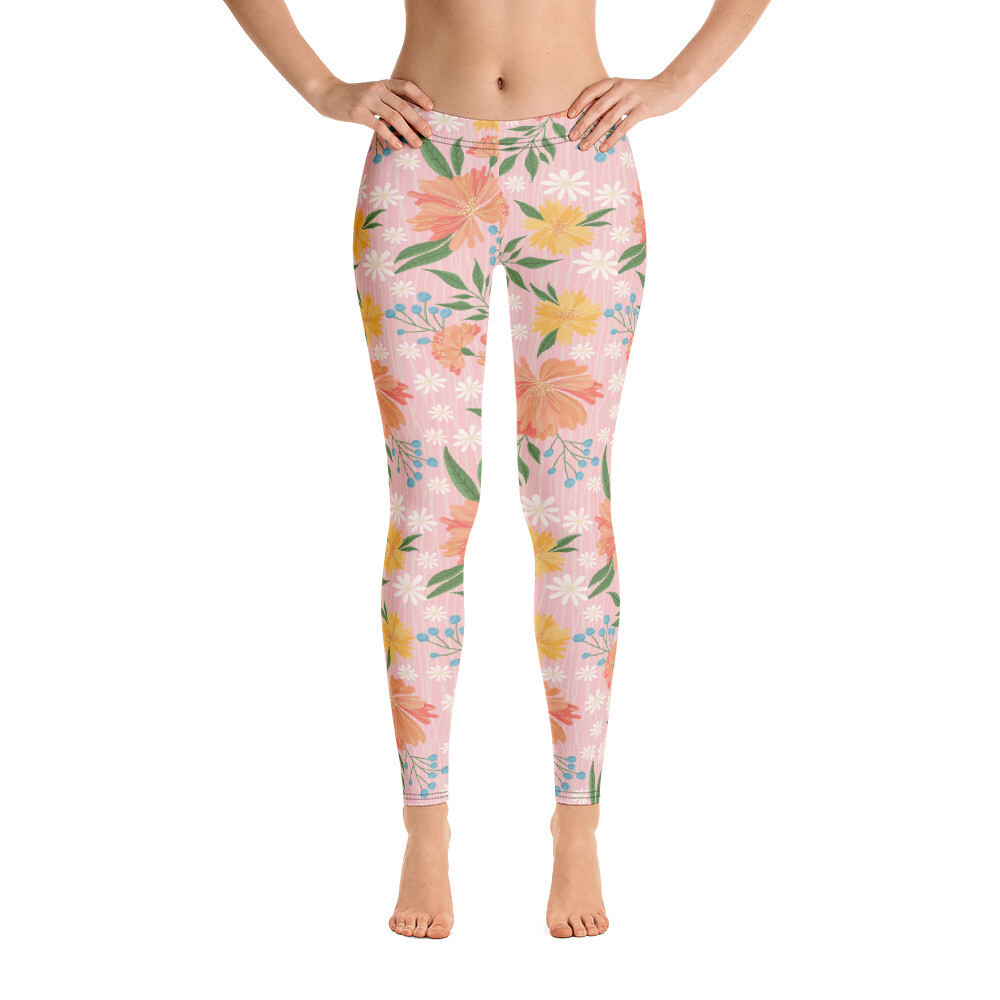 Okala Full Printed Women's Leggings