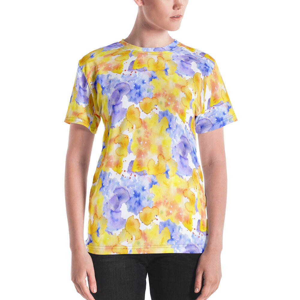 Wateri Full Printed Women's T-shirt