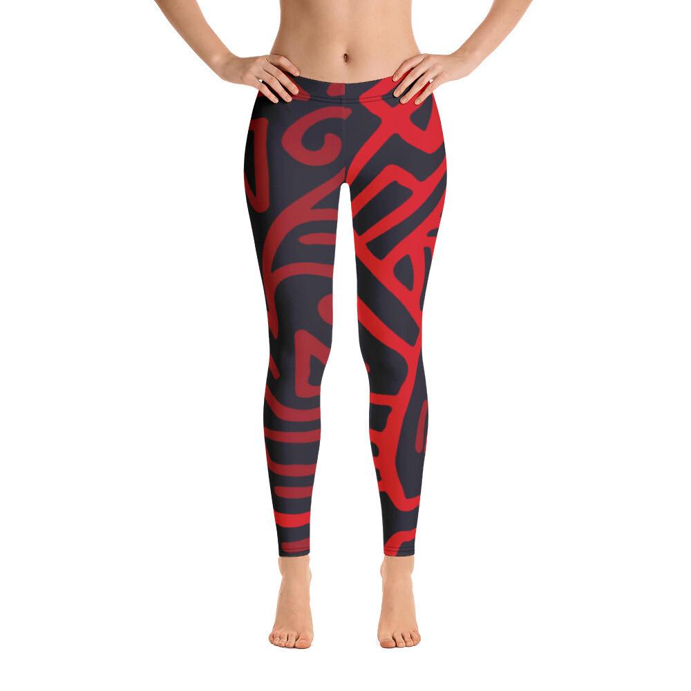 Muli Full Printed Women's Leggings