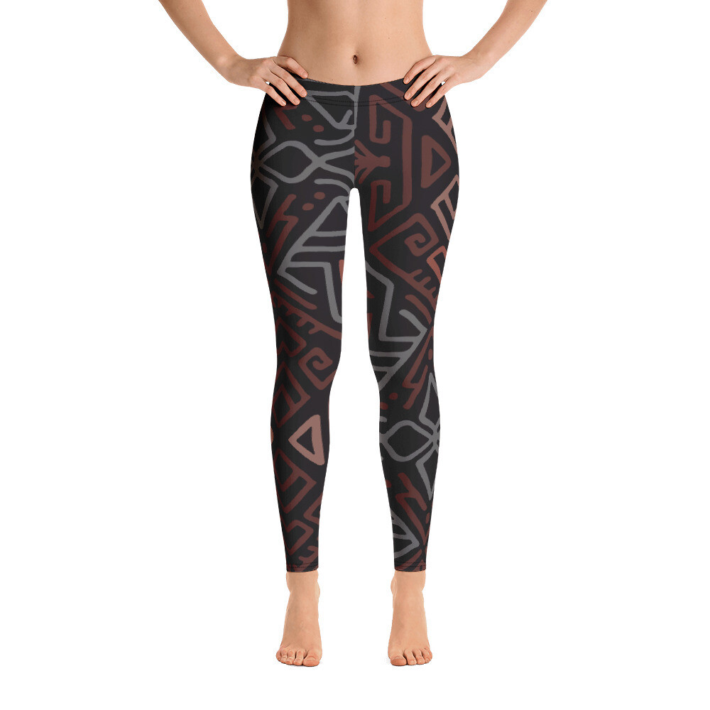 Husha Full Printed Women's Leggings