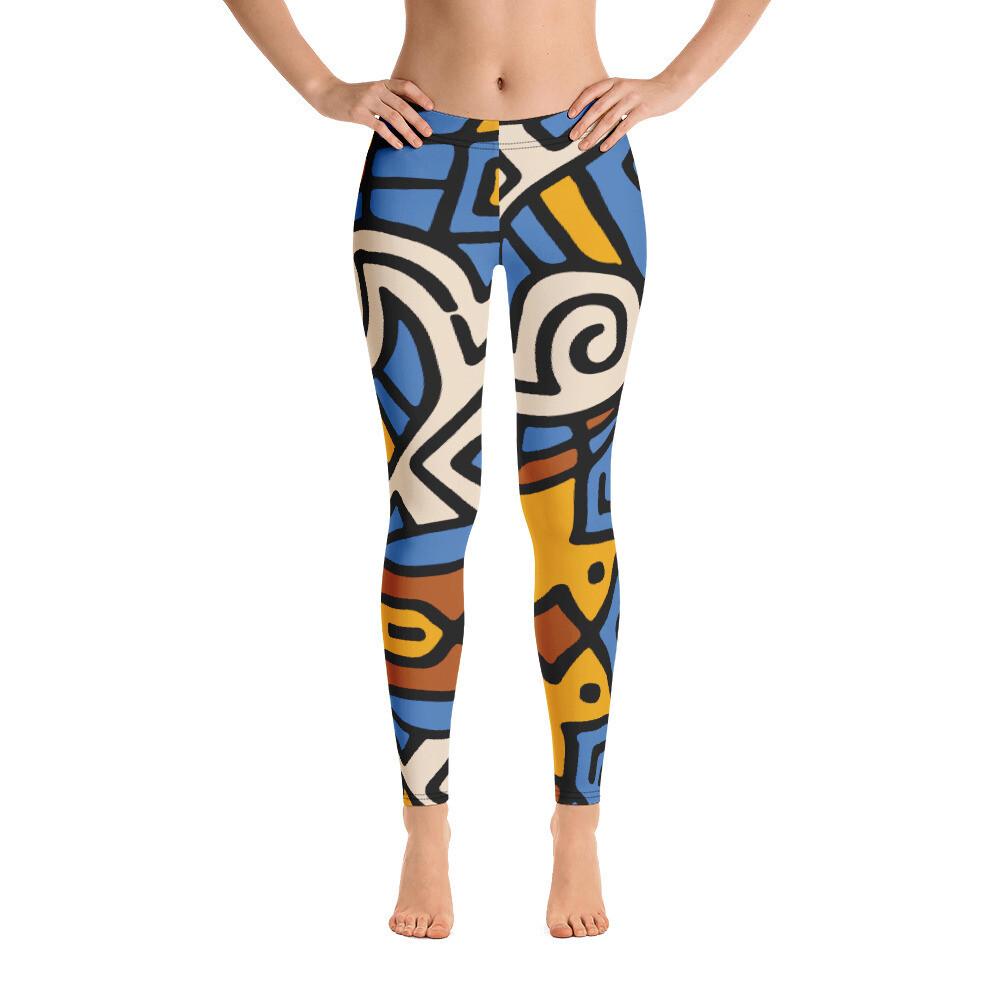 Kaka Full Printed Women's Leggings