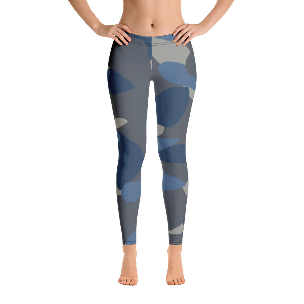 Cali Full Printed Women's Leggings