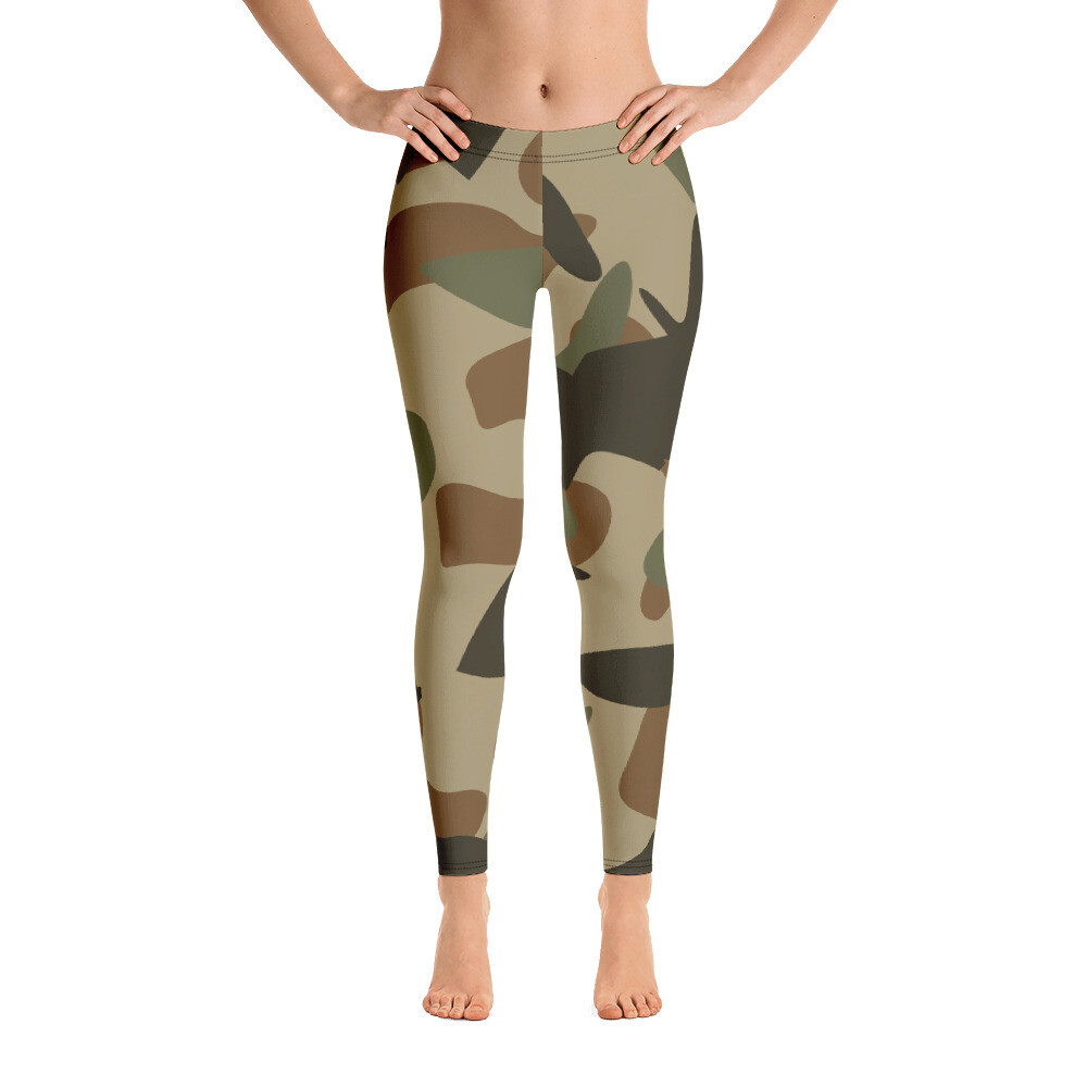 Juni Full Printed Women's Leggings