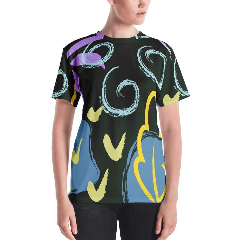 Jis Full Printed Women's T-shirt