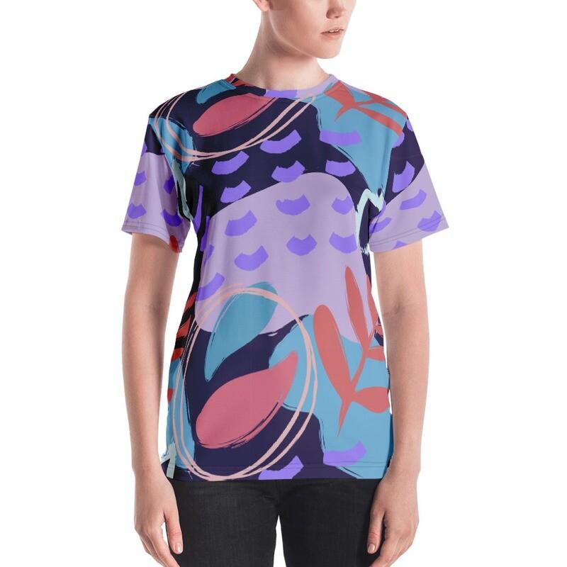 Opo Full Printed Women's T-shirt