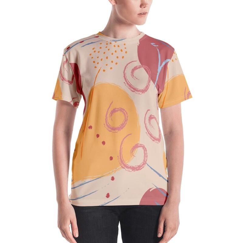 Piti Full Printed Women's T-shirt