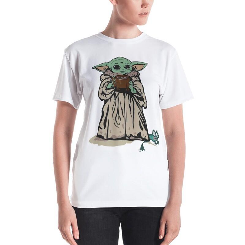 Baby Yoda Women's T-shirt