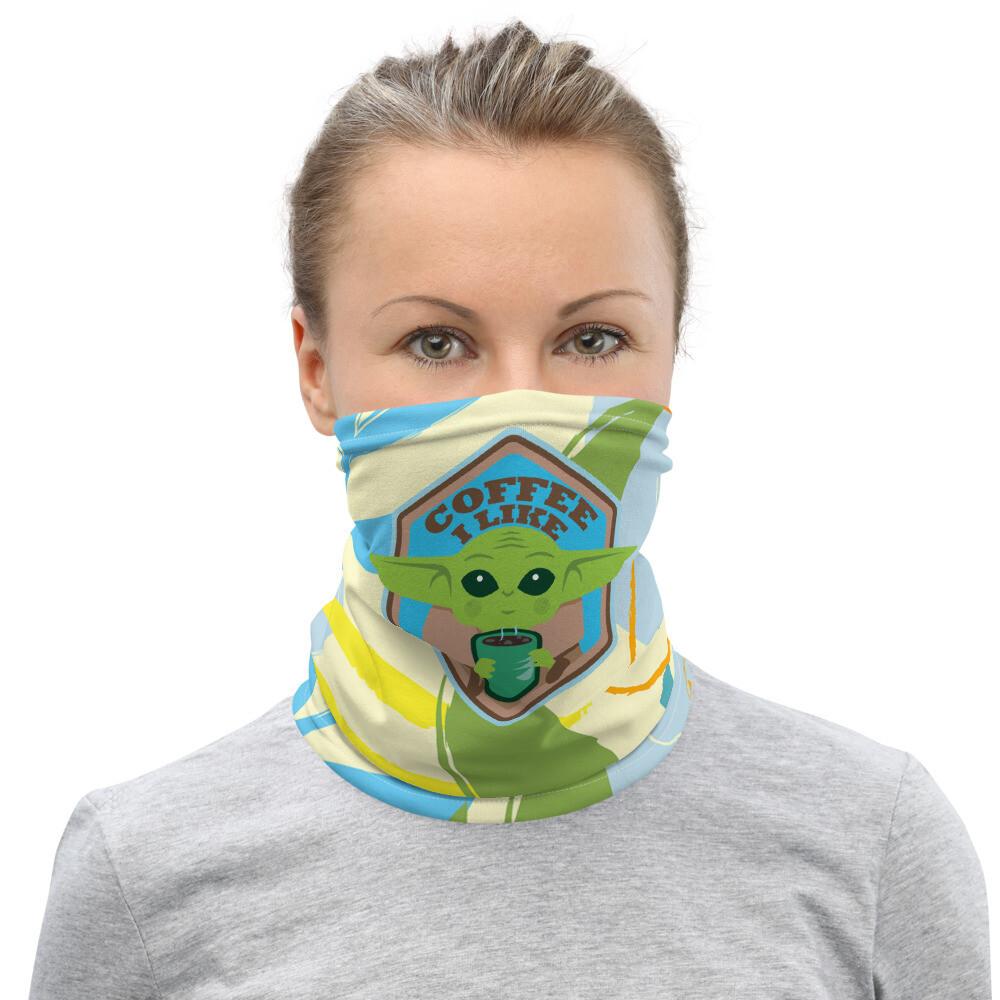 Baby Yoda Neck Gaiter Option 2