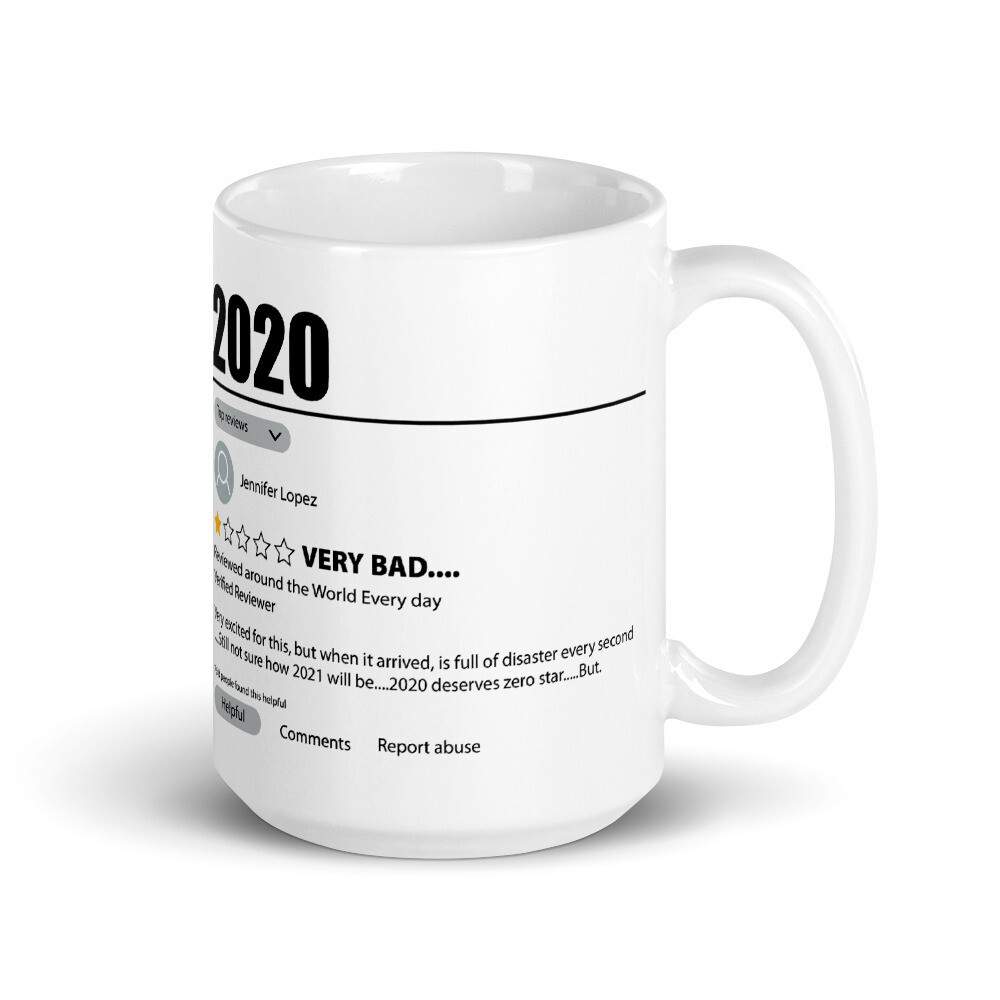 2020 Mug Write your review Mug