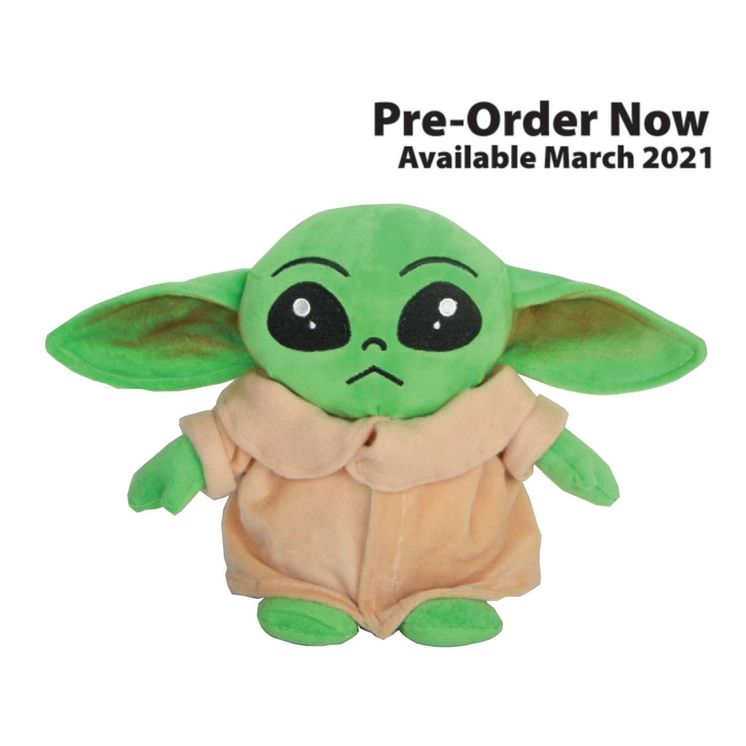 Pre-Order Baby Yoda Plush Collectable Figurines The Child