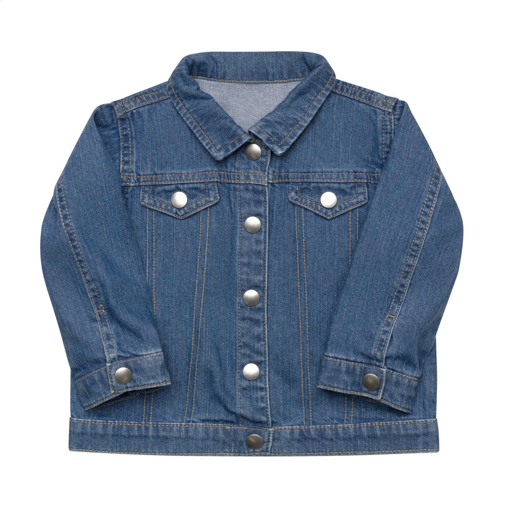 Customise Baby Organic Jacket