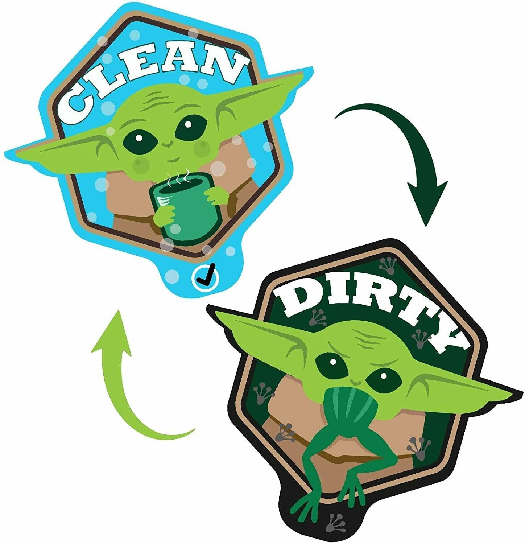 MYPRINTON's Baby Yoda Dishwasher Magnet