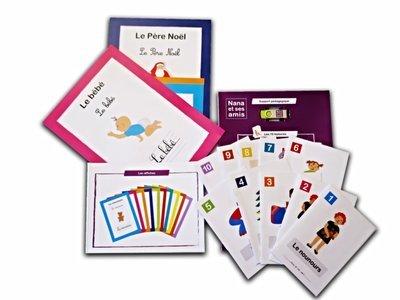 Kit d'apprentissage enseignants ( 180 € actuellement en promo découverte)