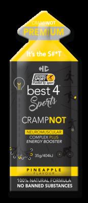 Best4™ Sports CrampNot Premium Pineapple