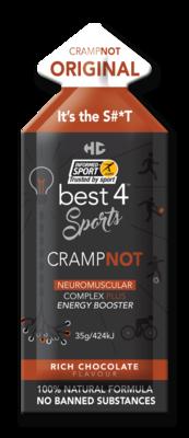 Best4™ Sports CrampNot Original Chocolate