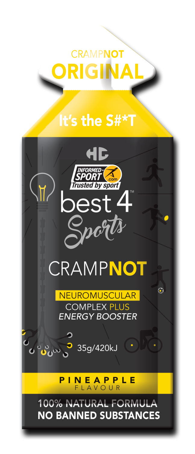 Best4™ Sports CrampNot Original Pineapple