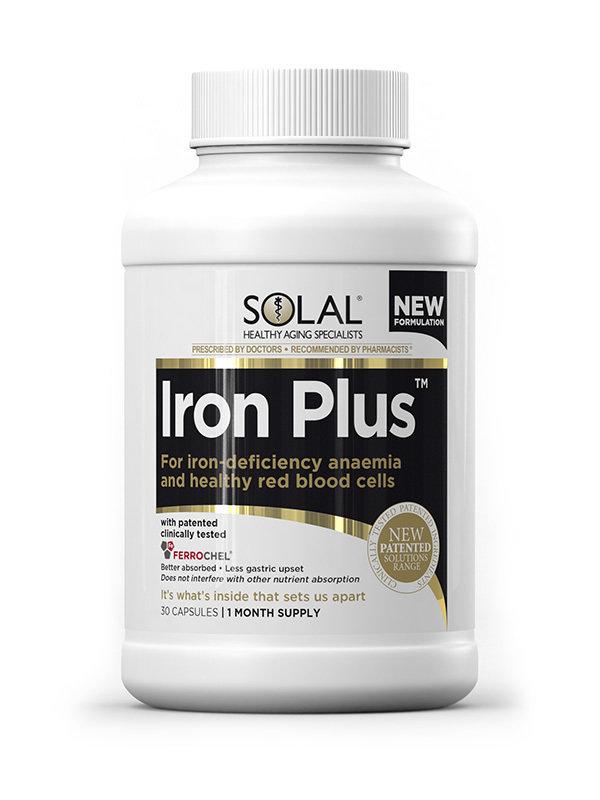 Solal Iron Plus™