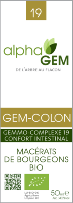 Complexe GC19 Confort intestinal