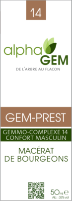 Complexe GC14 Confort masculin