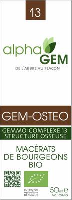 Complexe GC13 osteo