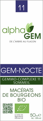 Complexe GC11 Sommeil
