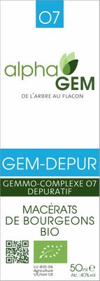 Complexe GC07 Dépuratif