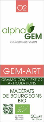 Complexe GC02 Articulations