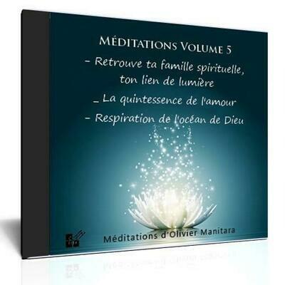 Méditation : Retrouvez sa famille spirituelle