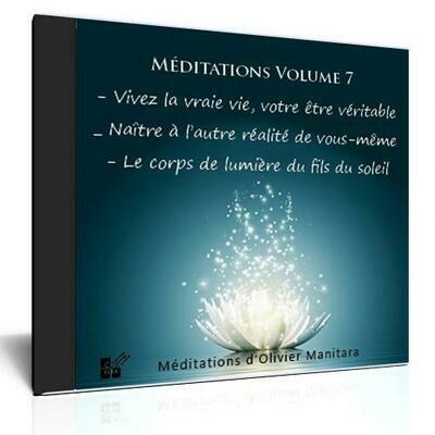 Méditation : Naître à l'autre réalité de vous-même