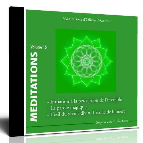 Méditation : Initiation à la perception de l'invisible
