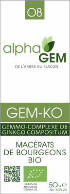 Complexe GC08 Ginkgo