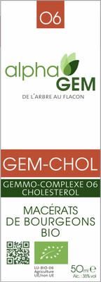 Complexe GC06 Cholestérol