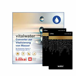 Vital Water conveter