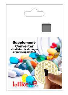 Supplement converter