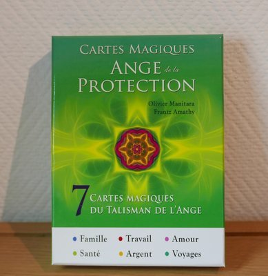 Coffret Ange de la Protection