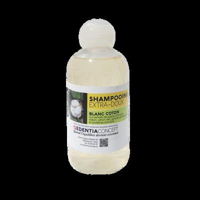 Shampooing à la fleur de coton