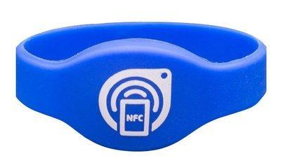 NFC Wristband Silicone