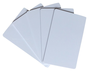 Blank NFC Card NDEF 213 - Pack of 10