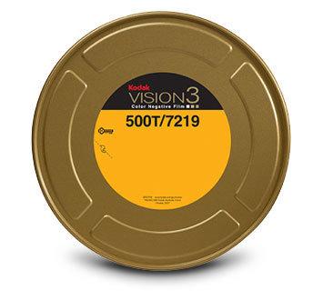 Kodak 16mm Vision3 400ft (122m) 500T/7219