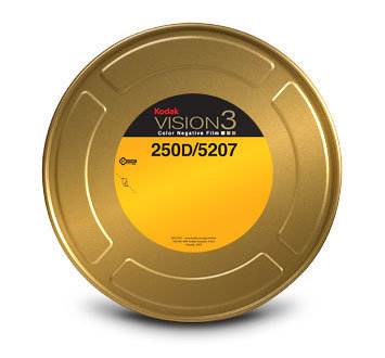 Kodak 35mm Vision3 400ft (122m) 250D/5207