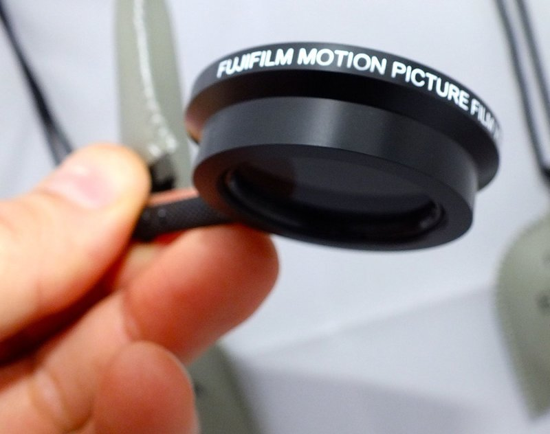 High Speed Viewing Filter by Fujifilm