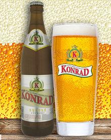 6 Flaschen Konrad Schankbier