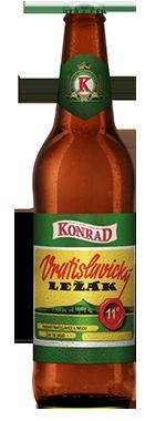 6 Flaschen Konrad Premium Pils