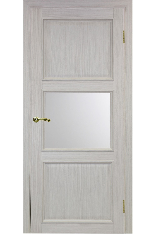 """Дверь эко-шпон Оптима Порте """"630"""" остекленная"""